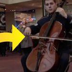 En soldat begynder at spille midt i museet – så begynder 120 andre musikere også at spille og giver en fabelagtig optræden