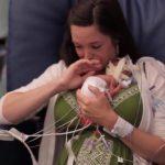 Moren fødte 3 måneder for tidligt, og lægerne gav ikke hendes nyfødte søn store chancer – men så skete miraklet