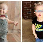 Downs Syndrom dreng afvises af stort modelbureau: Se nu når modbeviser dem ALLE at de tog fejl!