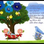 Lykken er som en lille fugl der flyver..