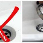 Genialt trick til rensning af afløb – med 3 simple ingredienser fra dit køkken.